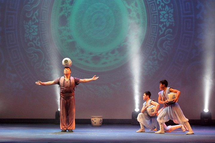 Shanghai Acrobatic Show Ticket with Private Transfer, Shanghai, CHINA
