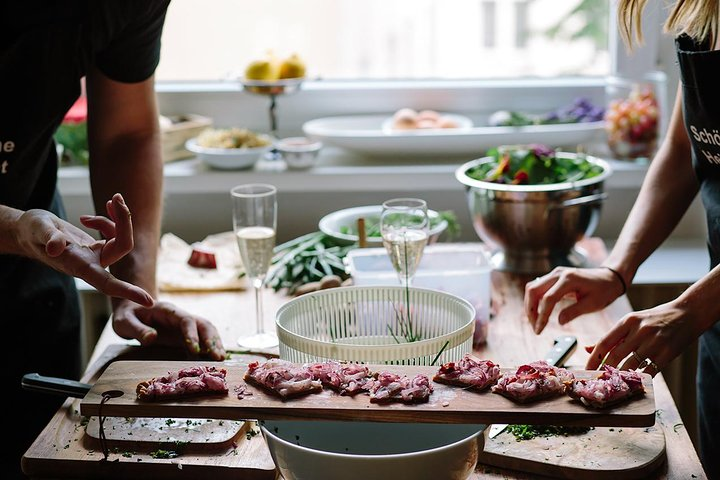 Berlin Market Tour, Cooking Class and Lunch, Berlin, GERMANY
