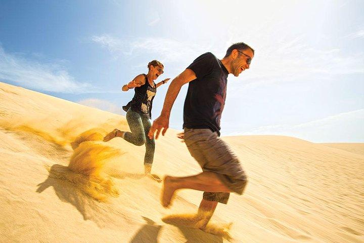 Lanzarote: Day trip to Fuerteventura: Corralejo, Cotillo, Sand Dunes., Arrecife, Espanha