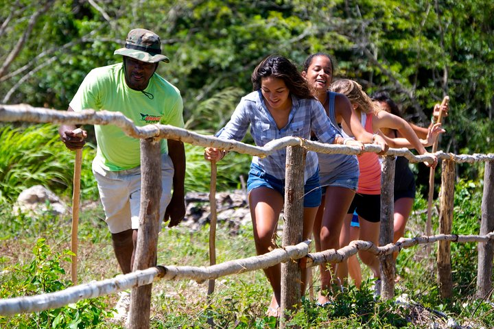 Braco Stables Hiking and Biking Tour from Falmouth, Falmouth, JAMAICA