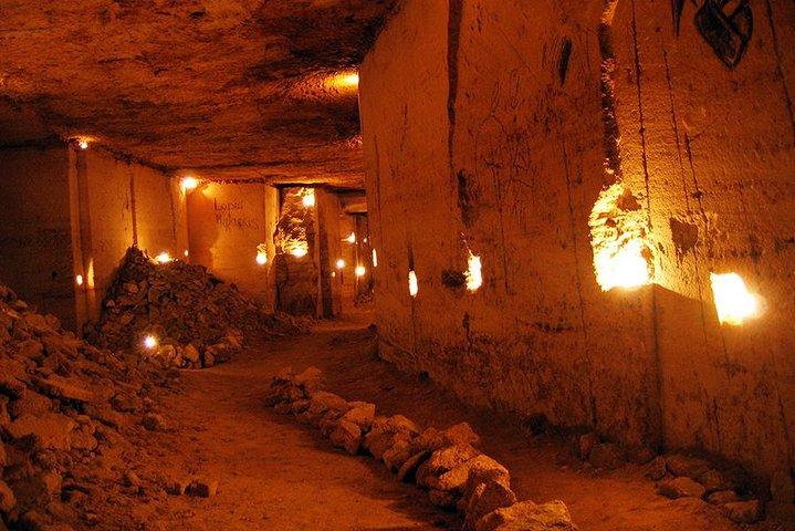 Private Tour of Odessa Catacombs, Odesa, Ucrânia