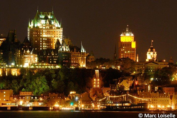 Quebec City Gourmet Dinner Cruise with Music, Quebec, CANADA