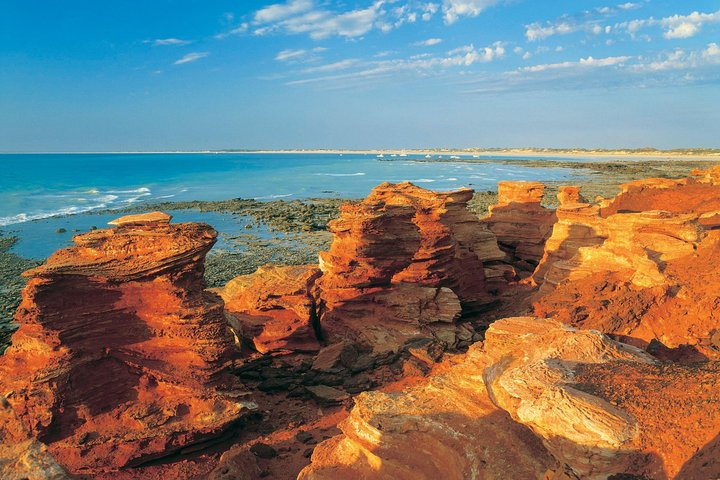 Afternoon Broome Town Tour Including Cable Beach and Matso Beer Tasting, Broome, AUSTRALIA