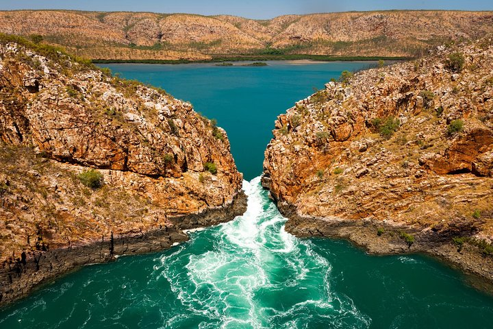 Horizontal Falls Half-Day Tour from Broome, ,