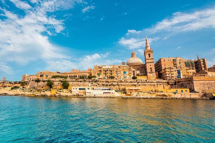 Private 8 hour tour to Valletta, Marsaxlokk & Mdina from Valletta (Hotel-cruise), Mellieha, MALTA