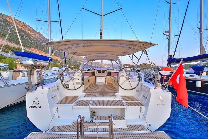 Private Sailing Yacht With Crew in Kas - Kekova Tour, Kas, TURQUIA