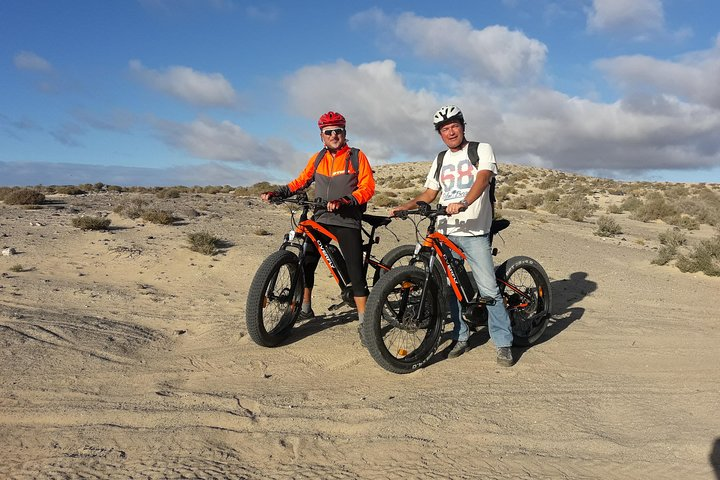 Fat Electric Bike Tour in Costa Calma from Jandia - Esquizo- Morro Jable, Puerto del Rosario, Espanha