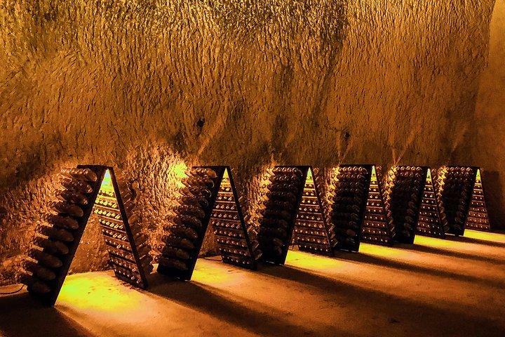 The Champagne's Savor From Paris, Paris, FRANCIA