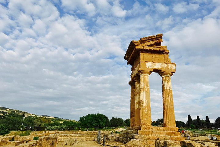 Private PIAZZA ARMERINA and AGRIGENTO Tour with Local Guide start from Agrigento, Agrigento, ITALIA