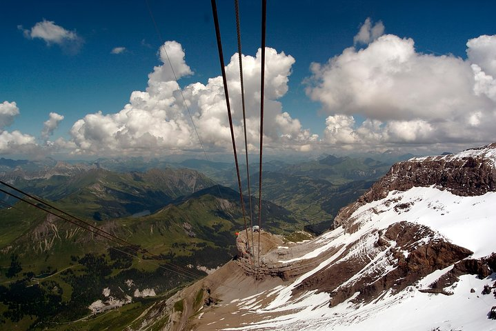Glacier 3000 High Level Experience in the Swiss Alps from Lausanne, Lausana, Switzerland