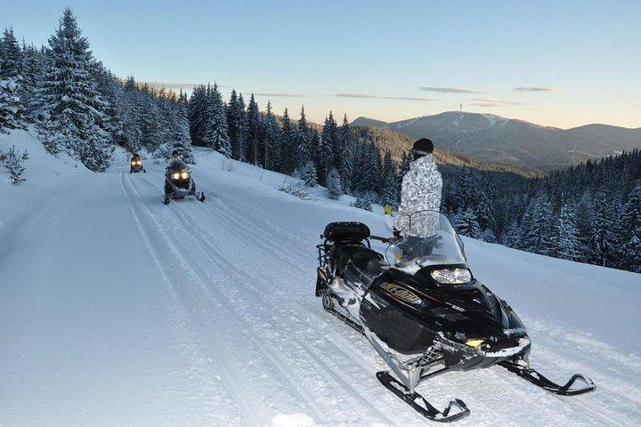 Pamporovo Ultimate Snowmobile Experience, Plovdiv, BULGARIA