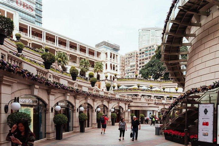 Full Coverage Hong Kong Private City Tour, Hong Kong, CHINA