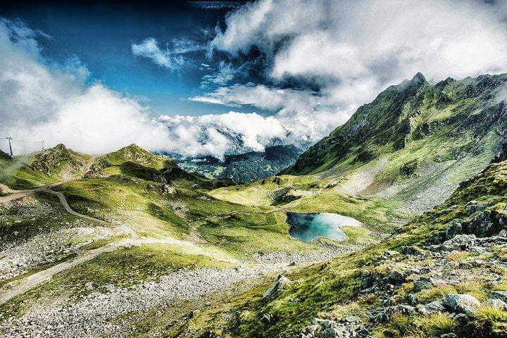 Private Day Trip Silvretta-High Alpine Road Arlberg-Tour, ,