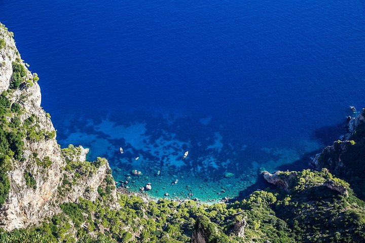 Tour the Sea Grottoes of the Amalfi Coast, Salerno, ITALY