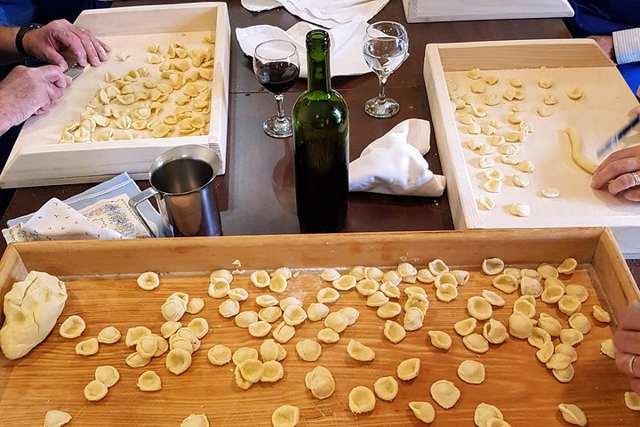 Apulian Cooking Lesson, Alberobello y Locorotondo, ITALIA