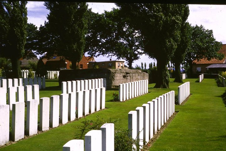Private New Zealand Battlefield Tour in Flanders from Bruges, Brujas, BELGICA