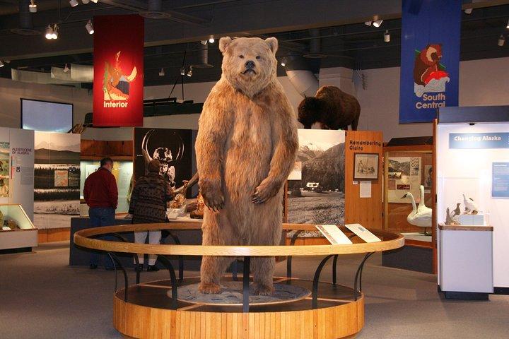 Fairbanks City Highlight Tour, Fairbanks, AK, ESTADOS UNIDOS