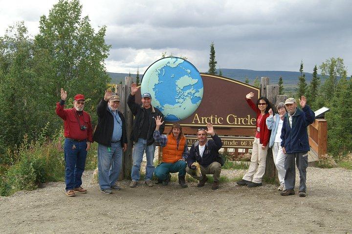 Arctic Ocean and Prudhoe Bay Adventure from Fairbanks, Fairbanks, AK, ESTADOS UNIDOS