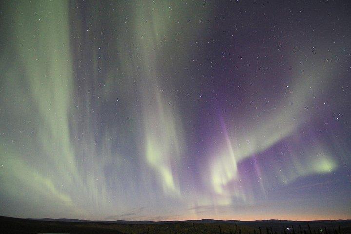 Northern Lights Experience and Cabin Dinner, Fairbanks, AK, ESTADOS UNIDOS