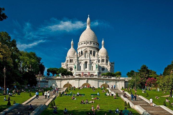Montmartre Hill Sweet & Savory French Gourmet Food & Wine Tasting Tour, Paris, França