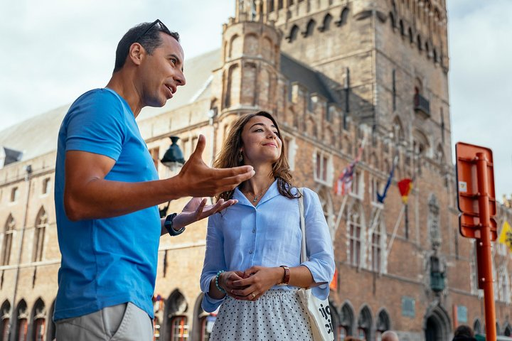 Highlights & Hidden Gems With Locals: Best of Bruges Private Tour, Brujas, BELGICA