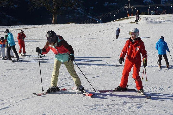 Beginners Ski Day Trip to Jungfrau Ski Region from Lucerne, Lucerna, Suíça