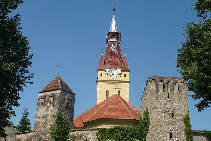 Fortified Churches - Bran Castle - Rasnov Fortress Tour from Brasov, Brasov, RUMANIA