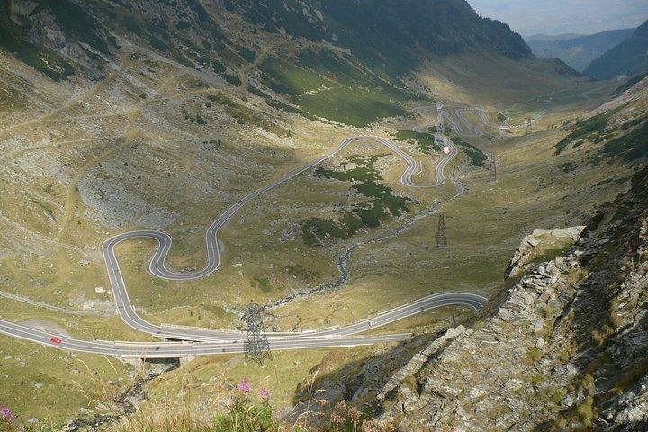 Transfagarasan Highroad Tour from Brasov (warm season), Brasov, RUMANIA