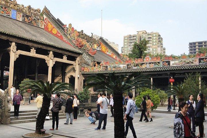 1 Day Classic Tour in Guangzhou China, Canton, CHINA