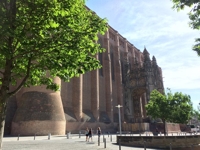 Day Tour to Albi & Cordes sur Ciel. Private tour from Carcassonne and around., Carcasona, FRANCIA