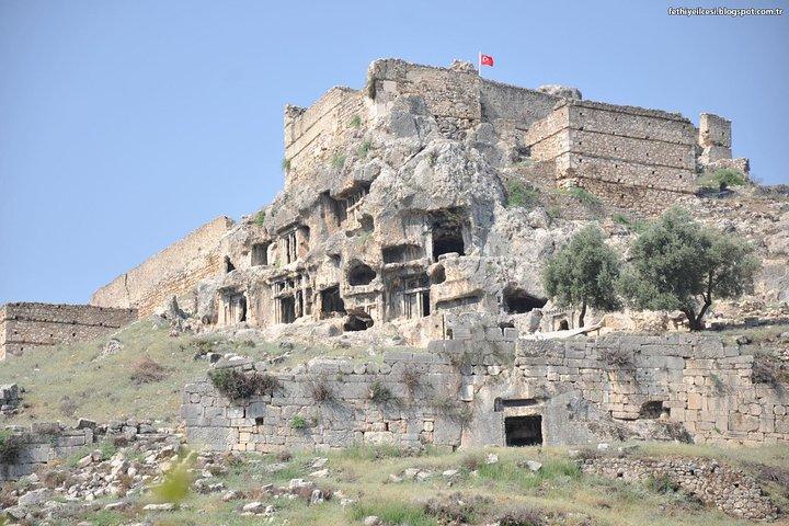 PRIVATE SAKLIKENT TOUR FROM KAS or KALKAN, Kas, TURQUIA