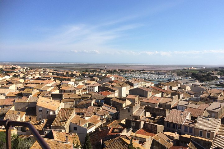 Private day tour to Narbonne, Gruissan and Lagrasse village. From Carcassonne., Carcasona, FRANCIA