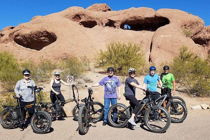 Scottsdale Greenbelt E-Bike Tour, ,