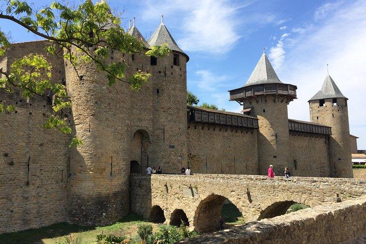Cité de Carcassonne and Canal du Midi Private Half Day Tour from Toulouse, Toulouse, FRANCIA
