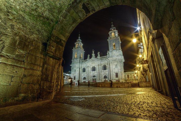 Visita Guiada Lugo, La Coruña, ESPAÑA