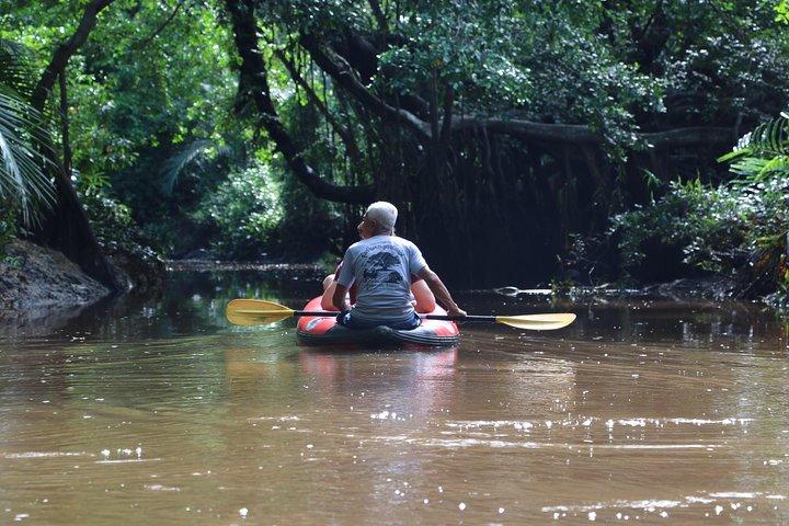 Khao Lak: Sri Phang Nga Canoe and Tam Nang Waterfall Tour, Khao Lak, TAILANDIA