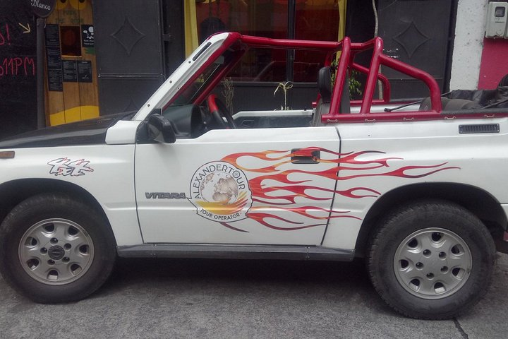 Alquiler de Buggy´s por 1 Hora, Baños, ECUADOR