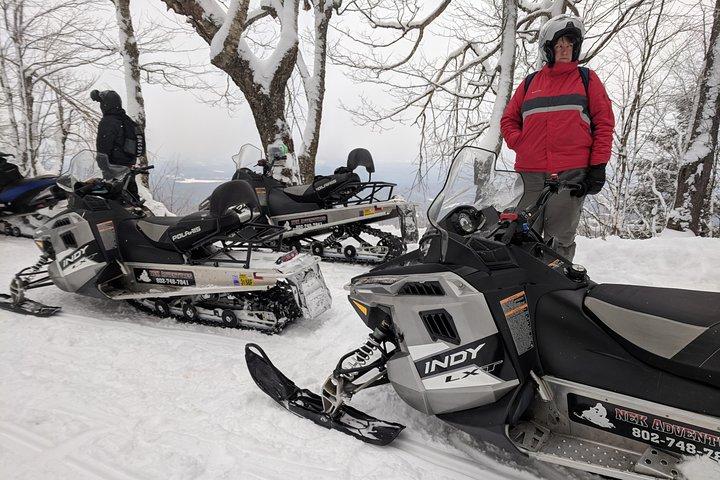 NEK Adventures Snowmobile Tour ~ St Johnsbury Vermont's #1 outdoor Attraction, ,