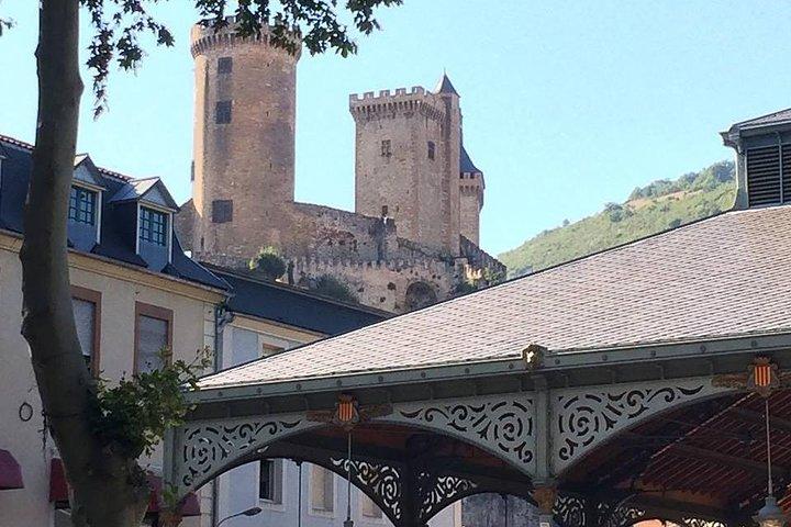 Day tour to Foix, Montségur and Mirepoix. Private tour from Toulouse., Toulouse, FRANCIA