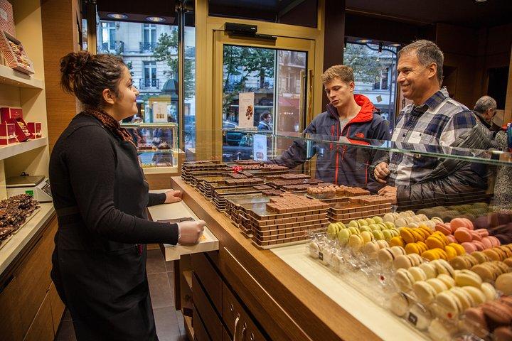 Recorrido por la repostería y los chocolates de París, Paris, FRANCIA