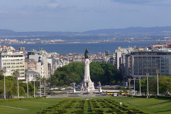 Recorrido privado de día completo de lo mejor de Lisboa, Lisboa, PORTUGAL