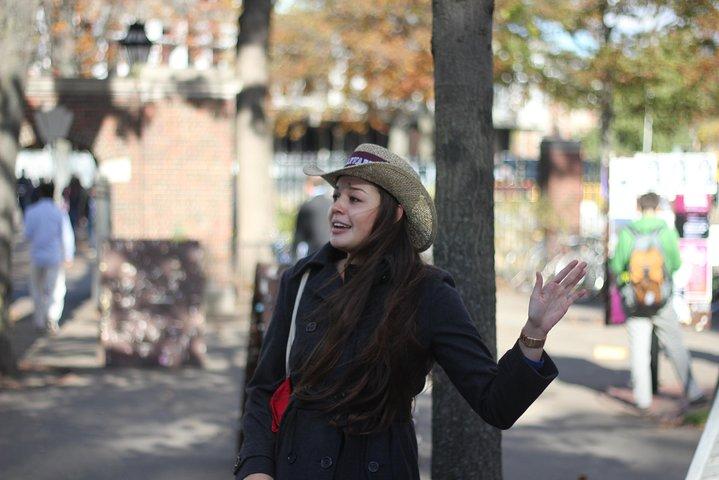 Harvard University Campus Guided Walking Tour, Cambridge, MA, UNITED STATES