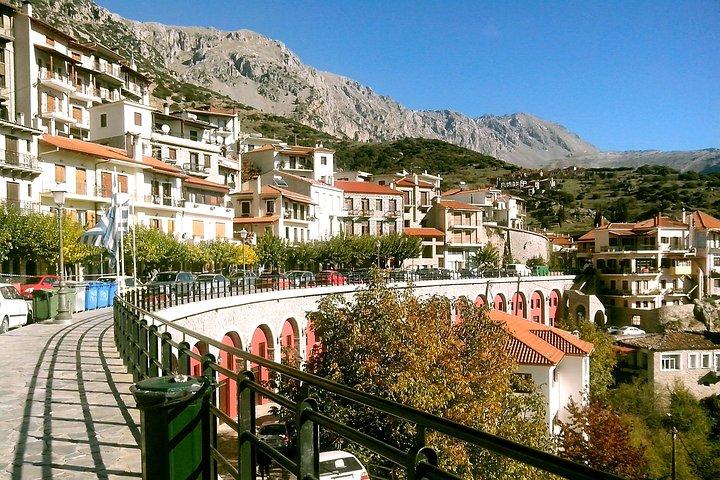 2-Day Private Tour to Delphi Meteora and Thermopylae, Atenas, GRECIA