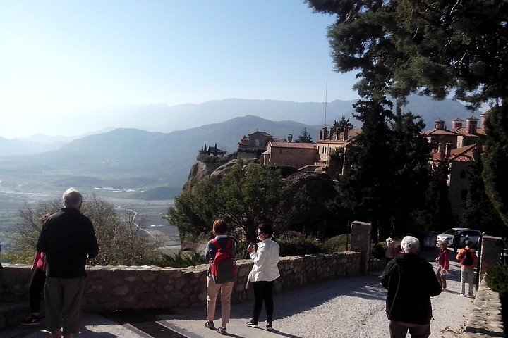 3-Day Private Tour to Delphi Meteora and Thermopylae from Athens With 4-Star and Boutique Hotel Stay, Atenas, GRECIA
