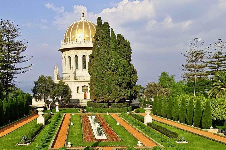 Caesarea, Haifa and Acre Private Tour from Tel Aviv, Herzliya, ISRAEL