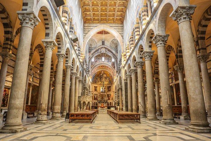Recorrido a pie cultural por Pisa con entrada a la Torre inclinada, Pisa, ITALIA