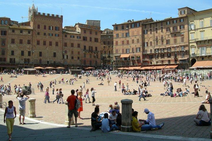 Best of Siena Guided Walking Tour, Siena, Itália