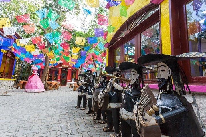Recorrido con excursión en Jeep, esnórquel y almuerzo en Cozumel, Cozumel, MEXICO