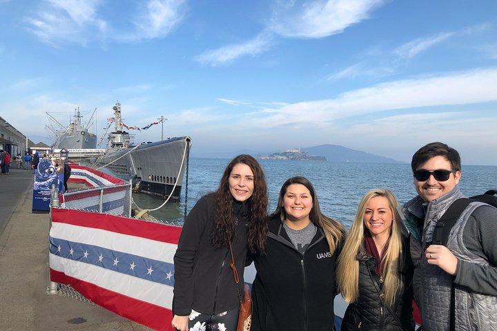 Alcatraz Ticket + Fisherman's Wharf Walking Tour, San Francisco, CA, ESTADOS UNIDOS