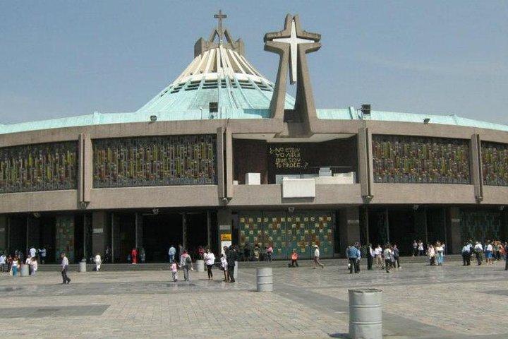 Shrine of Guadalupe Tour in Mexico City, Ciudad de Mexico, Mexico